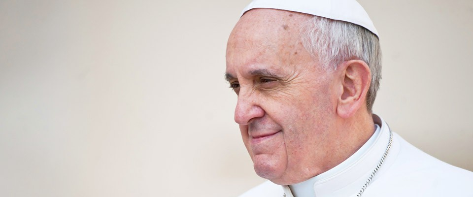 Pope Launches End Hunger Campaign