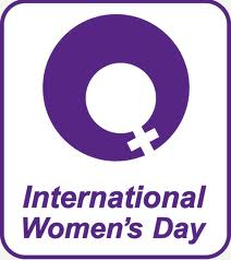 Celebrating International Woman's Day 8 March 2014