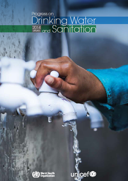 New Report 2014: Progress on Drinking Water and Sanitation