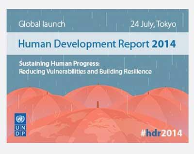 Human Development Report 2014