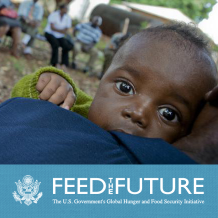 Bipartisan Legislation for Feed the Future Introduced in Congress