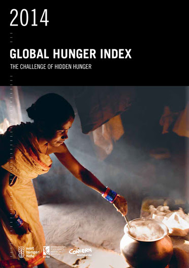 Announcing the 2014 Global Hunger Index