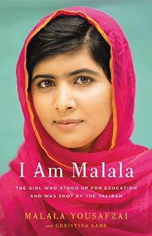 Launch of I Am Malala: A Resource Guide for Educators, with Ziauddin Yousafzai