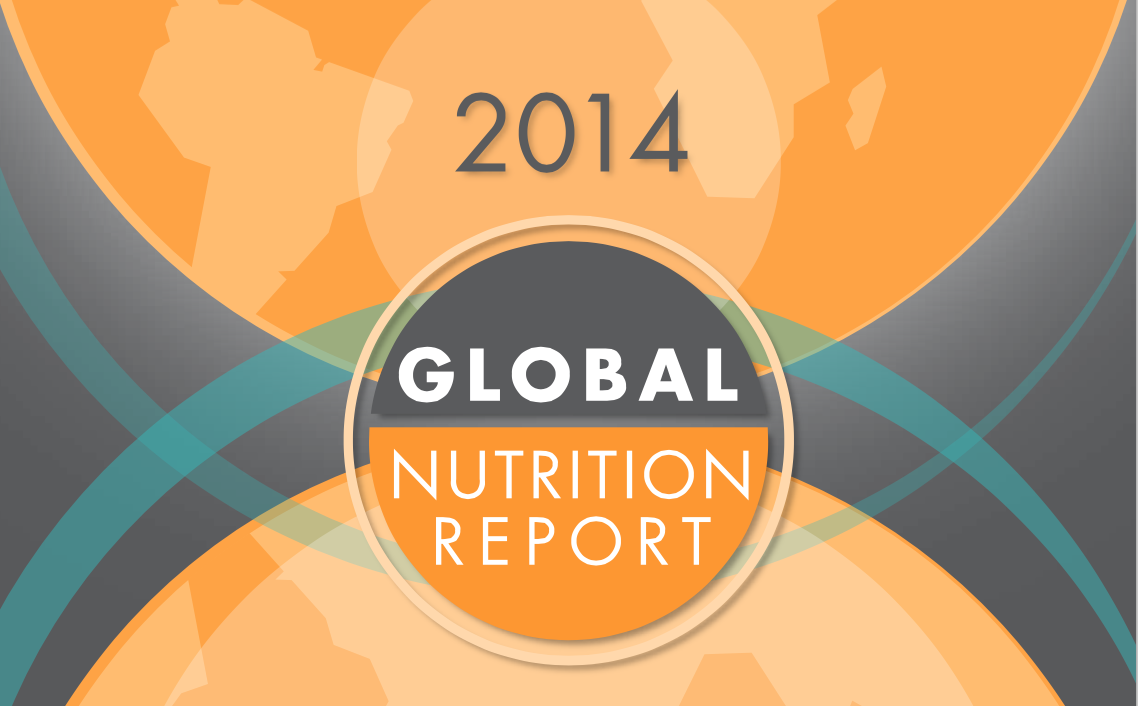 Our perspective on the Global Nutrition Report