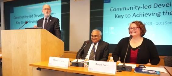 Community-led Development: Key to Achieving the SDGs