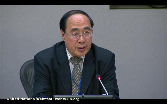UN MDG Report 2015