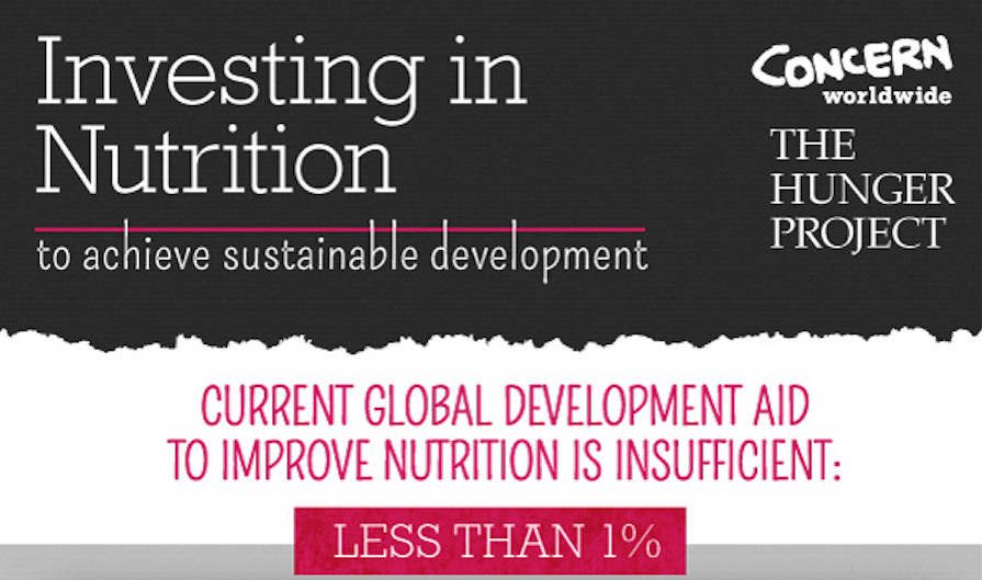 Making the Case for Investing in Nutrition with CONCERN Worldwide