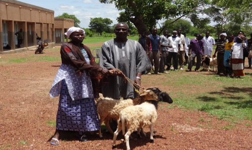 Women and the Role of Husbandry for Stronger Community-led Development