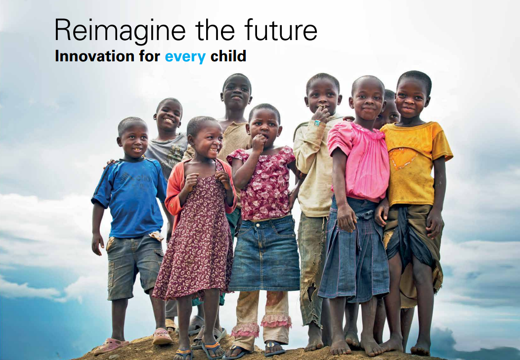 UNICEF Calls for Innovation