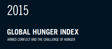 IFPRI and Partners Release 2015 Global Hunger Index