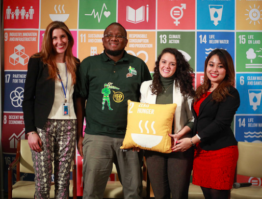 Advocating for Youth Leadership to Achieve the SDGs